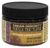 Solis Nutritional Blends - Dream Immunity Vanilla Chai Flavor - 0.7 oz.