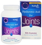 Hyalogic - Hyaluronic Acid for Joints Berry Flavor - 60 Gummies
