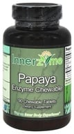 Innerzyme - Papaya Enzyme - 90 Chewable Tablets