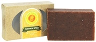 Sunfeather - Bar Soap Pumpkin Spice - 4.3 oz.