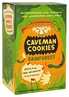 Caveman Bakery - Caveman Cookies Rainforest - 4.5 oz.