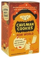 Caveman Bakery - Caveman Cookies New World - 4.5 oz.