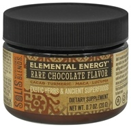 Solis Nutritional Blends - Elemental Energy Rare Chocolate Flavor - 0.7 oz.