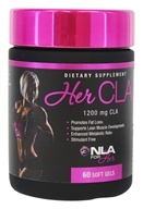 NLA for Her - Her CLA 1200 mg. - 60 Softgels
