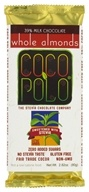Coco Polo - 39% Milk Chocolate Whole Almonds - 2.82 oz.