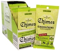 Chimes - Ginger Chews Original - 1.5 oz.
