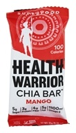 Health Warrior - Chia Bar Mango - 0.88 oz.