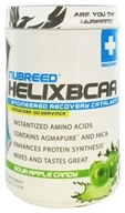 Nubreed Nutrition - Helix BCAA Powder Engineered Recovery Catalyst Sour Apple Candy - 2.22 lbs.