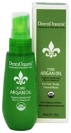 DermOrganic - 100%  Pure Argan Oil - 1.7 oz.