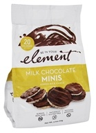 Element - Mini Rice Cakes Milk Chocolate - 2.11 oz.
