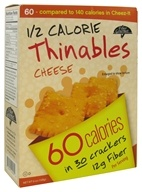 fibergourmet - Thinables Crackers Cheese - 6 oz.