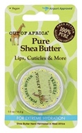 Out Of Africa - 100% Pure Unrefined Shea Butter Verbena - 0.5 oz.