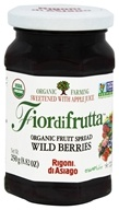 Fiordifrutta - Organic Fruit Spread Wild Berries - 8.82 oz.