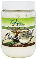 TresOmega Nutrition - Organic Extra Virgin Coconut Oil - 29 oz.