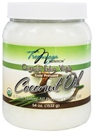 TresOmega Nutrition - Organic Extra Virgin Coconut Oil - 54 oz.