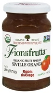 Fiordifrutta - Organic Fruit Spread Seville Orange - 9.17 oz.