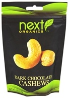 Next Organics - Dark Chocolate Cashews - 4 oz.