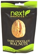 Next Organics - Dark Chocolate Walnuts - 4 oz.