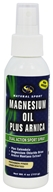 Natural Sport - Magnesium Oil Plus Arnica Unscented - 4 oz.