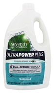 Seventh Generation - Natural Dishwasher Detergent Gel Ultra Power Plus Fresh Citrus Scent - 65 oz.