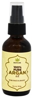 Earthly Body - 100% Pure Argan Oil - 2 oz.