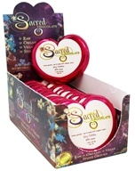 Sacred Chocolate - Goji Nibby Chocolate Heart Bar - 1.44 oz.