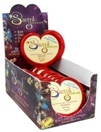 Sacred Chocolate - Amazonian Chocolate Heart Bar - 1.44 oz.