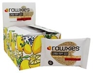 Rawxies - Cookie Lemon Poppy Seed - 1.5 oz.