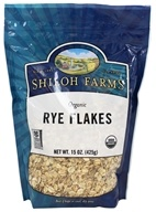 Shiloh Farms - Organic Rye Flakes - 15 oz.