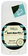 Sydelle Cosmetics - That Anti-Smelly Stuff Natural Deodorant for Men Unscented - 2.6 oz.