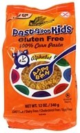 Sam Mills - Pasta for Kids Gluten Free Alphabet Corn Pasta - 12 oz.
