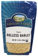 Shiloh Farms - Organic Hulless Barley - 15 oz.