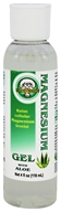 Health and Wisdom - Magnesium Gel with Aloe - 4 oz.