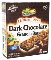 Sam Mills - Gluten Free Granola Bars Dark Chocolate - 5 Bars