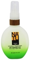 NATU - Reviving Hair Mist - 3 oz.