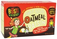Bitsy's Brainfood - Smart Cookies Sweet Potato Oatmeal Raisin - 2.13 oz.