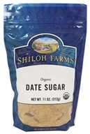 Shiloh Farms - Organic Date Sugar - 11 oz.