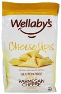 Wellaby's - Gluten Free Cheese Ups Parmesan Cheese - 3 oz.