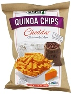 Simply 7 - Quinoa Chips Cheddar - 3.5 oz.