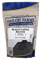Shiloh Farms - Organic Black Turtle Beans - 15 oz.