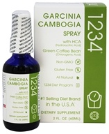 Creative BioScience - Garcinia Cambogia Spray 1234 - 2 oz.