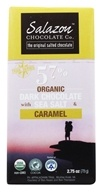 Salazon - Organic Dark Chocolate with Sea Salt & A Touch of Organic Caramel - 3 oz.