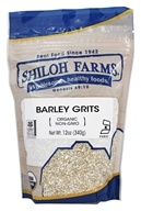 Shiloh Farms - Barley Grits - 12 oz.