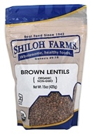 Shiloh Farms - Organic Brown Lentils - 15 oz.