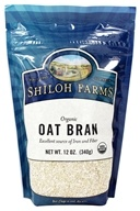 Shiloh Farms - Organic Oat Bran - 12 oz.