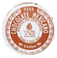 Taza Chocolate - Organic 55% Stone Ground Dark Chocolate Mexicano Discs Coffee - 2 Disc(s)