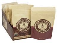 Taza Chocolate - 55% Dark Chocolate Covered Cacao Nibs - 2 oz.