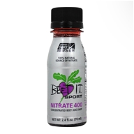 Betterave il - Projectile de sport de jus de betterave - 2.4 once.
