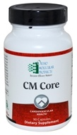 Ortho Molecular Products - CM Core Cardiovascular Health - 90 Capsules