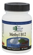 Ortho Molecular Products - Methyl B12 - 60 Tablet(s)